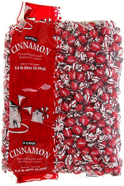 Cinnamon Candy Krinos (5.5lb)