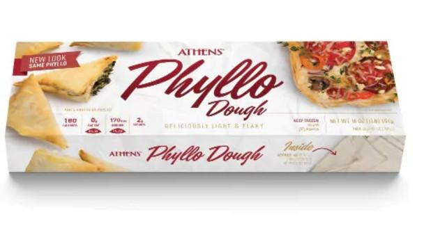 Phyllo Dough #4 Athens (1lb)