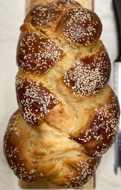 Tsoureki Greek Easter Bread