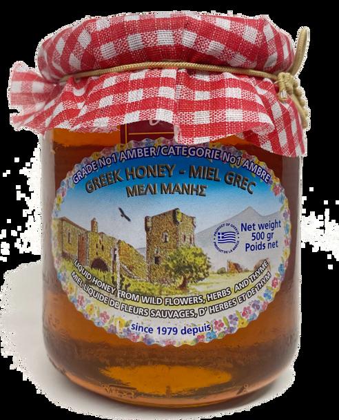 Mani Honey 500g