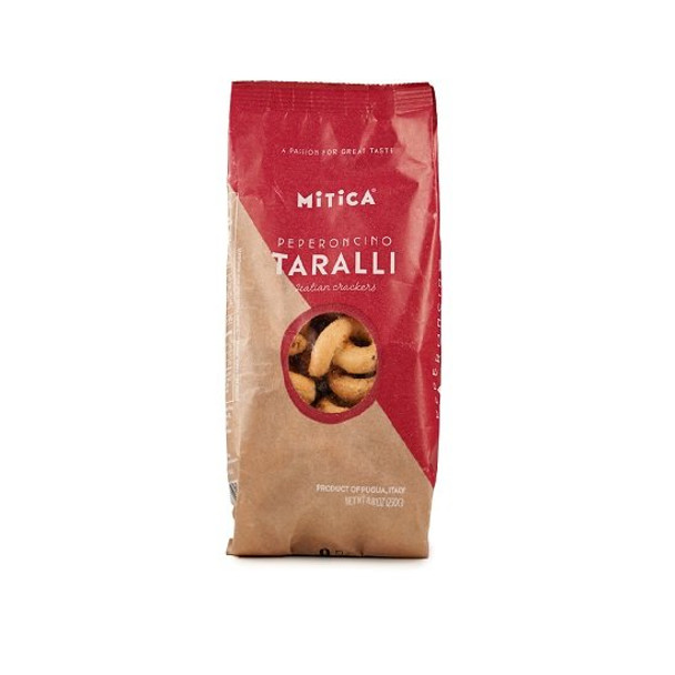 Taralli Peperoncino Crackers Mitica (250g)