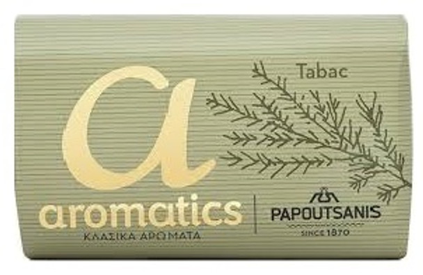 Tabac Soap Papoutsanis (125g)