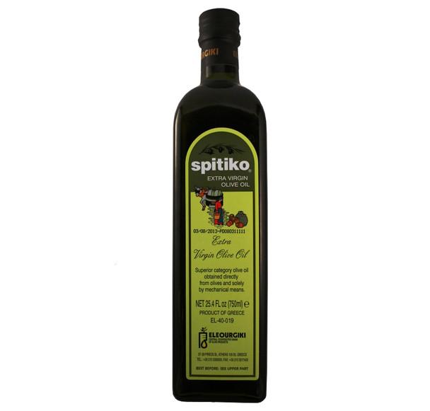 Spitiko Extra Virgin Olive Oil (750ml)