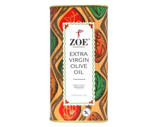 Zoe Extra Virgin Olive Oil (1L)