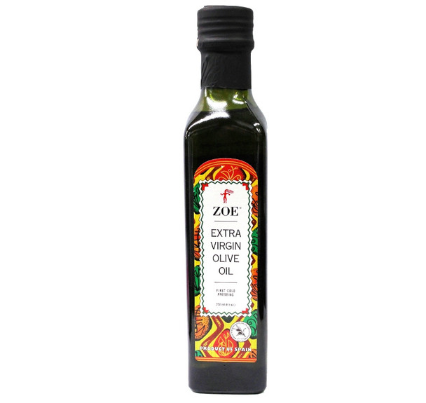 Zoe Extra Virgin Olive Oil (250ml)