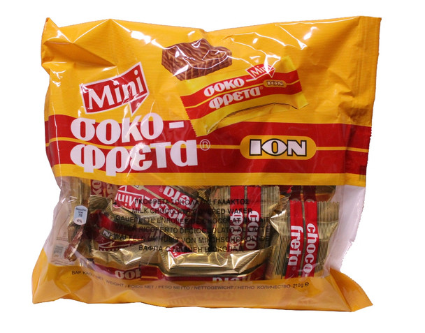 Chocofreta Mini ION (210g)