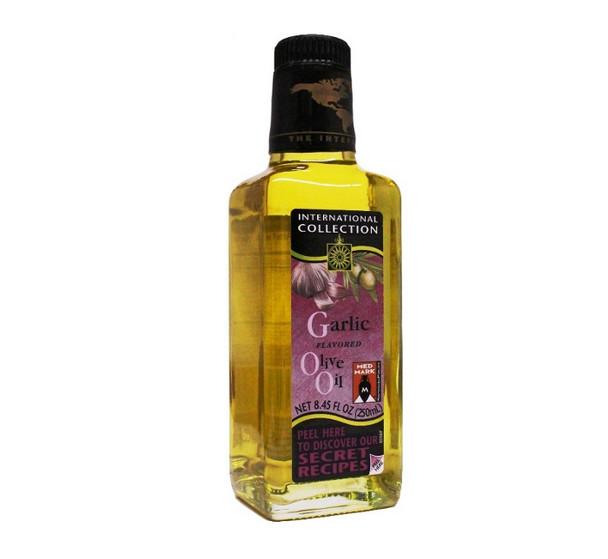 Garlic Flavored Olive Oil (250ml)