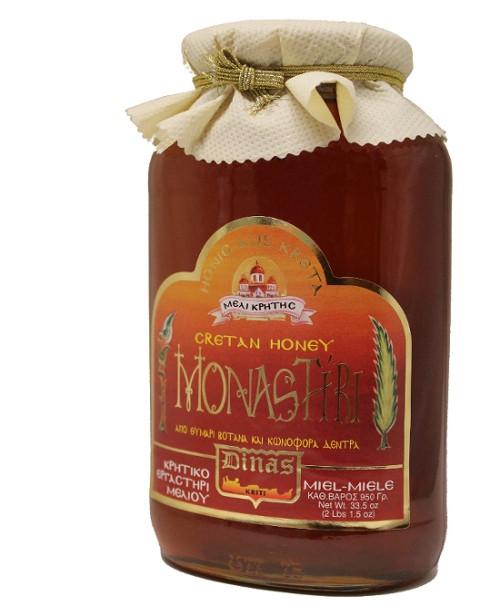Monastiri Honey (950g)