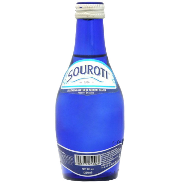 Souroti Sparkling Mineral Water (8oz)