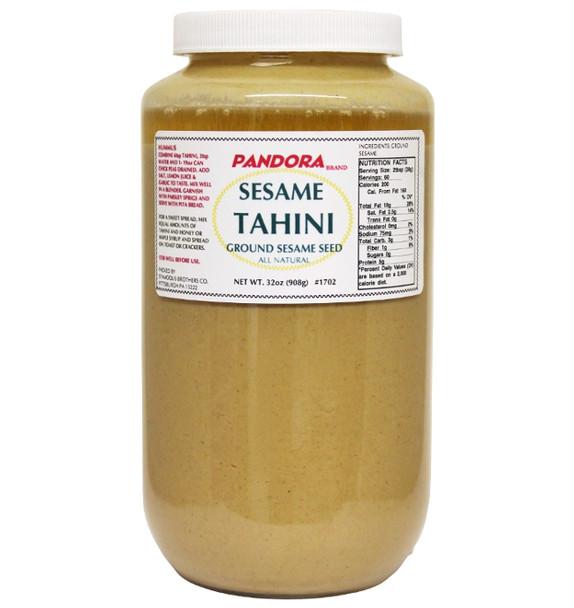 Tahini Pandora (32oz)