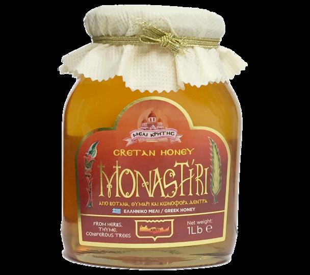 Monastiri Honey (1lb)