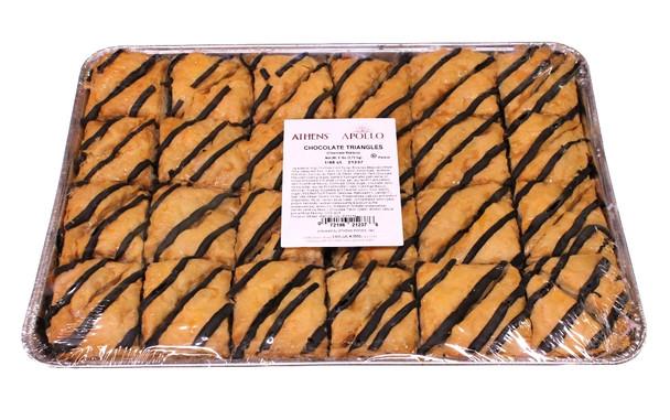 Chocolate Baklava Athens 48pcs (6lb)