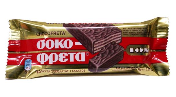 Chocofreta ION Box (20x38g)