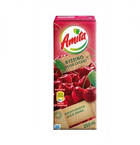 Amita Sour Cherry (250ml)