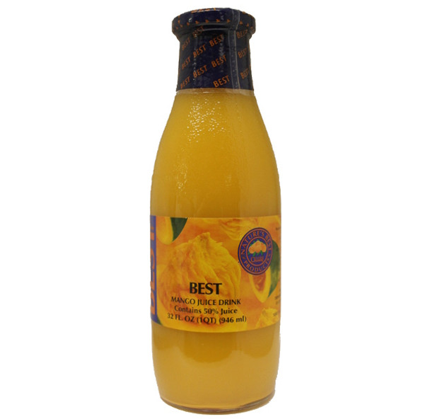 Mango Juice BEST (32oz)