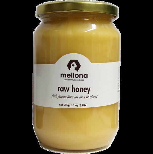 Mellona Raw Honey (1kg)