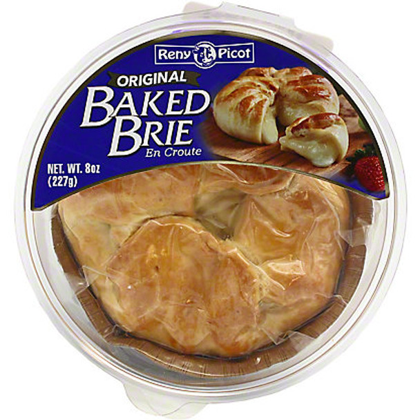 Baked Brie in Pastry (12oz)