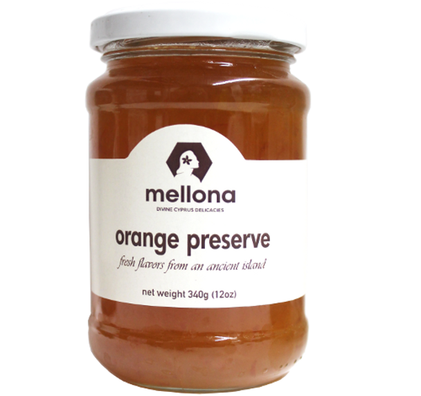 Orange Preserve Mellona (12oz)