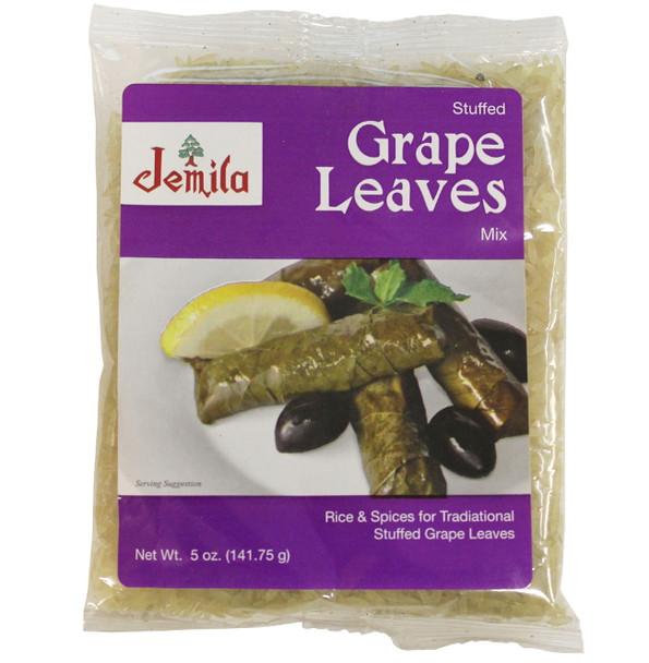 Grape Leaves Mix Jemila (5oz)