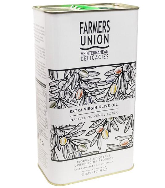 Farmers Union Extra Virgin Olive Oil (3L)