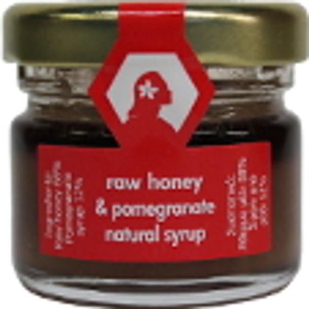 Mellona Raw Pomegranate Honey (28g)