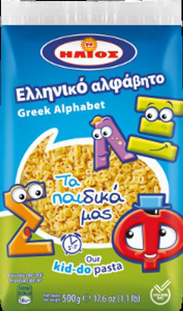 Greek Alphabet Helios (500g)