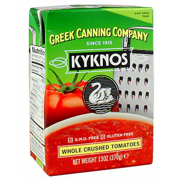 Kyknos Whole Crushed Tomatoes (13oz)