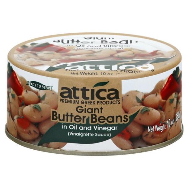 Giant Butter Beans in Oil and Vinegar Attica (10oz)