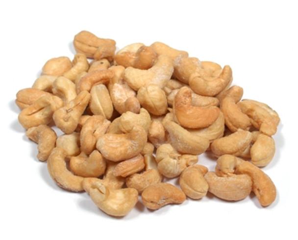 Cashews Roasted & Salted (1lb)