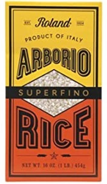Arborio Superfino Rice Roland (16oz)
