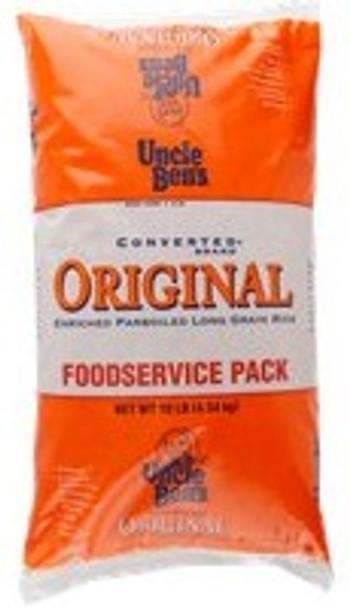 Original Enriched Parboiled Long Grain Rice Uncle Bens (10lb)