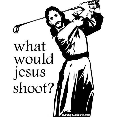 What Would Jesus Shoot? - T-shirt