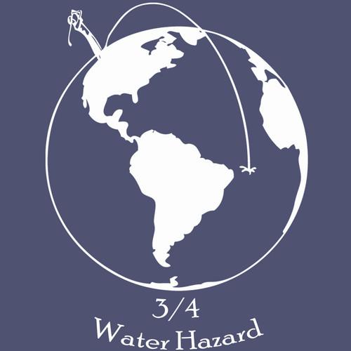 3/4 Water Hazard