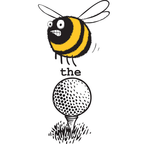 Bee the Ball - T-shirt