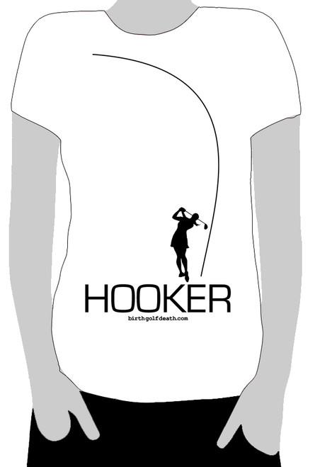 Hooker - T-shirt