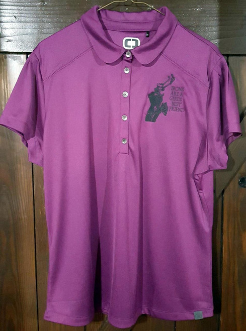 Women's - Marilyn Monroe Polo - XL