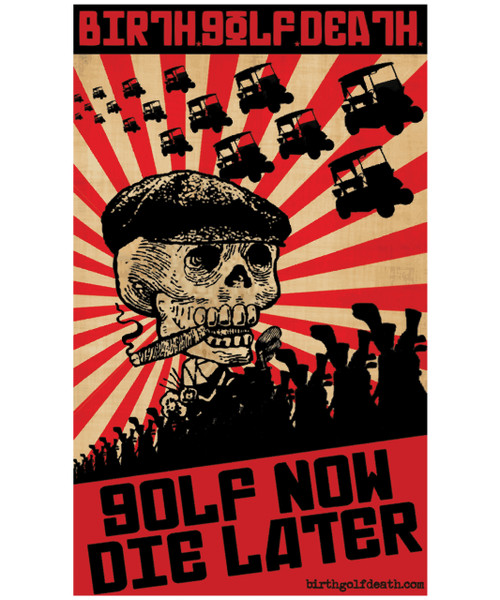 Victor Golf Propaganda