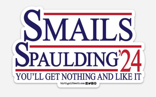 *NEW* Smails/Spaulding 2024