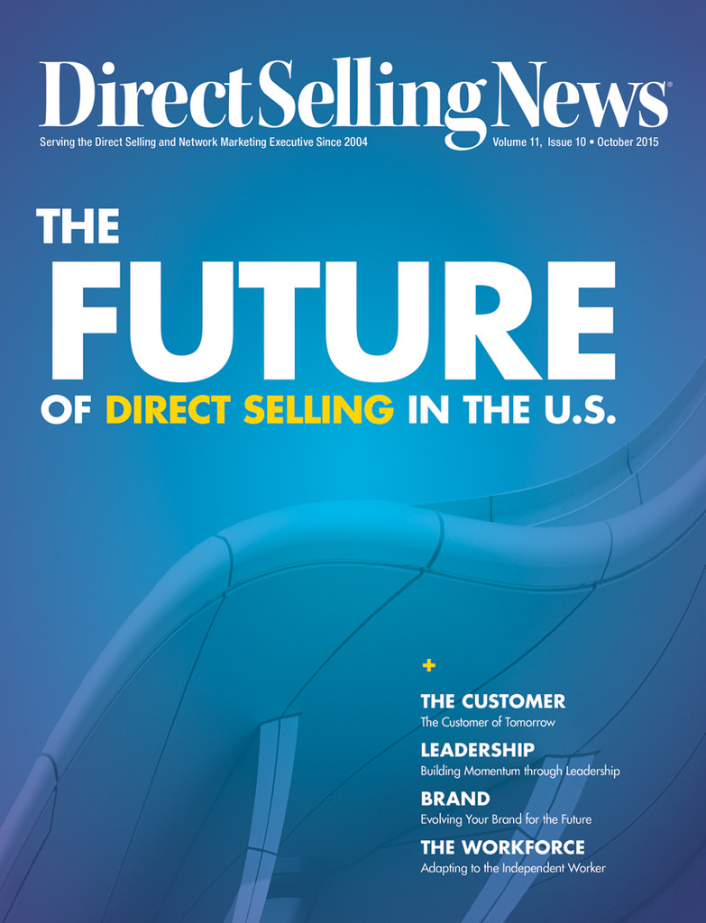 Direct Selling News - October 2015