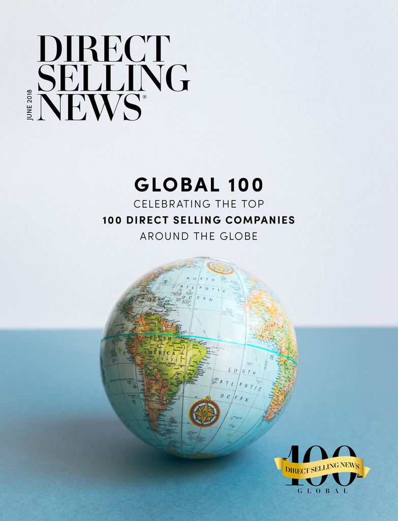 Direct Selling News - June 2018