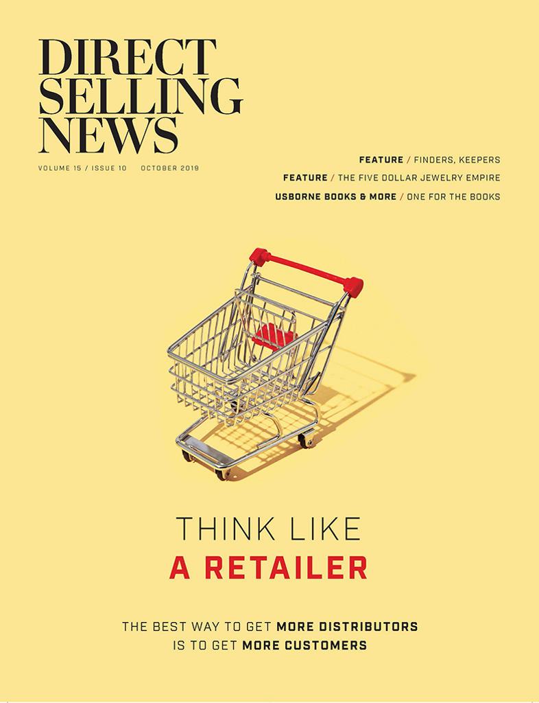 Direct Selling News - October 2019