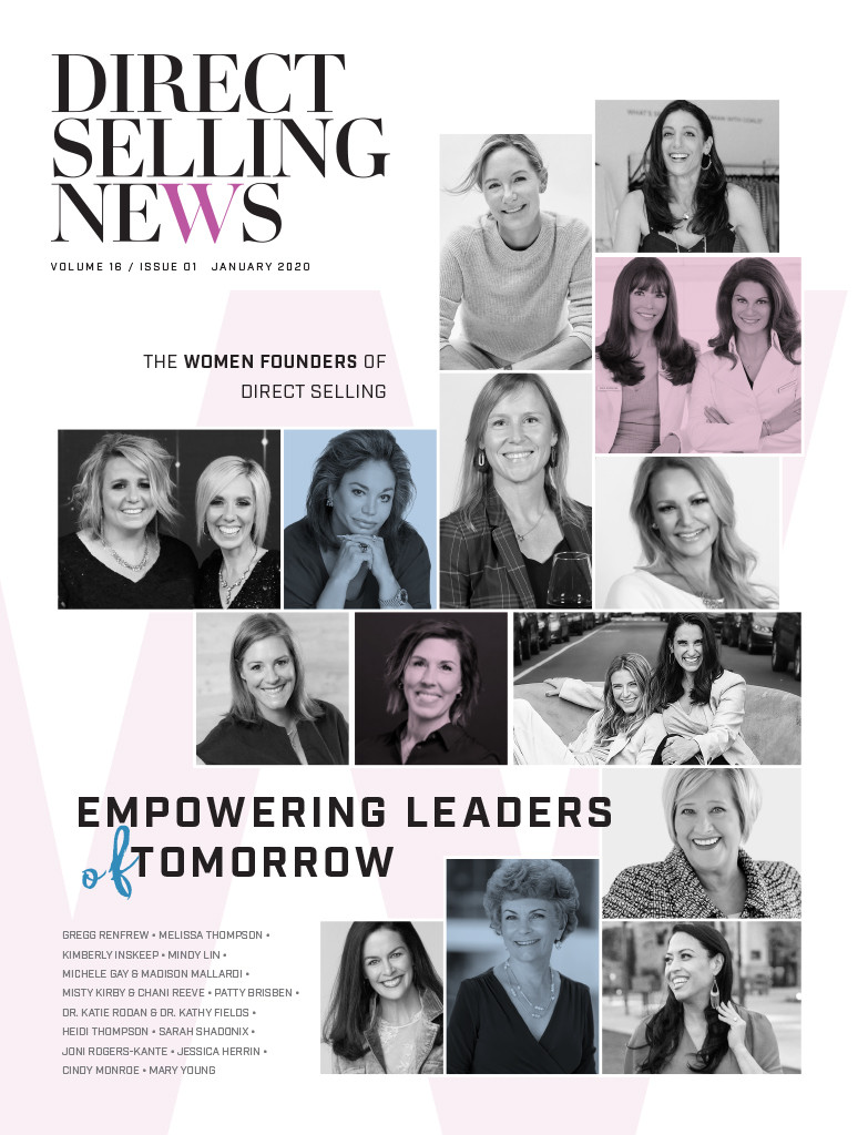 Direct Selling News - January 2020