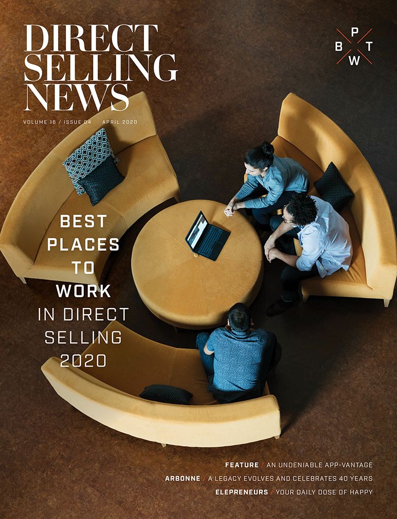 Direct Selling News - April 2020