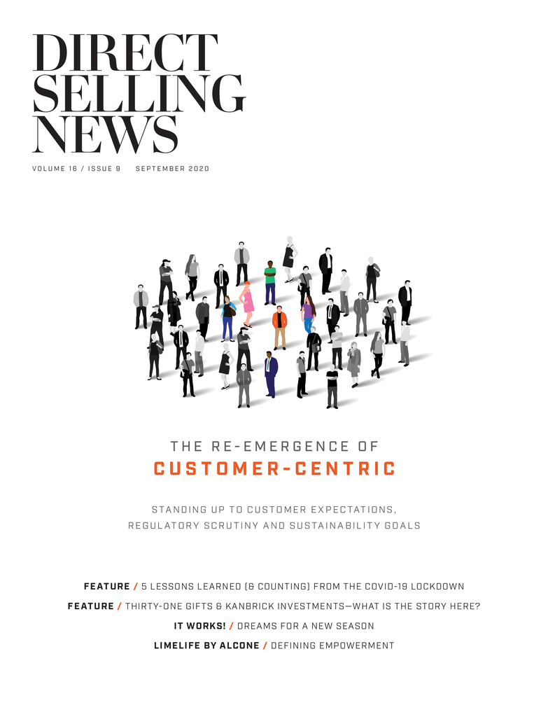 Direct Selling News - September 2020
