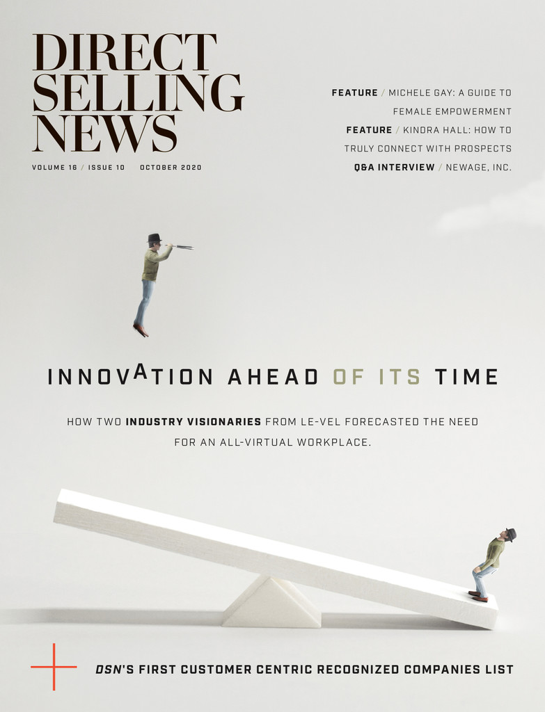 Direct Selling News - October 2020