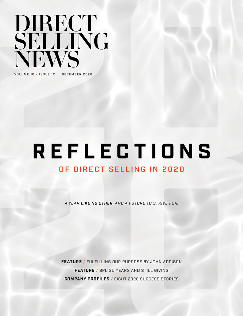 Direct Selling News - December 2020