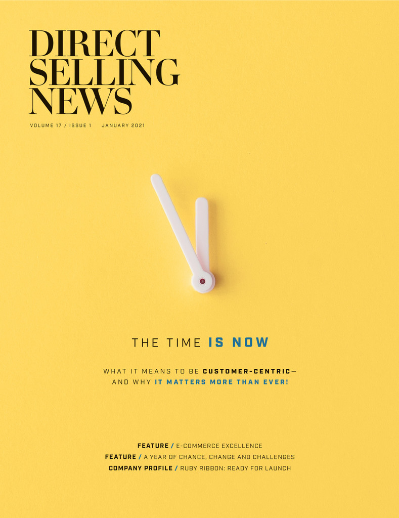 Direct Selling News - January 2021