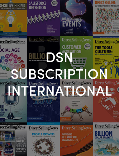 DSN Subscription - International