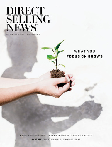 Direct Selling News - January 2019