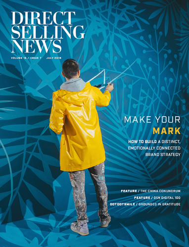 Direct Selling News - July 2019